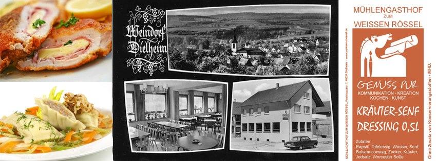 Postkarte Mühlengasthof