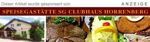 Clubhaus Horrenberg