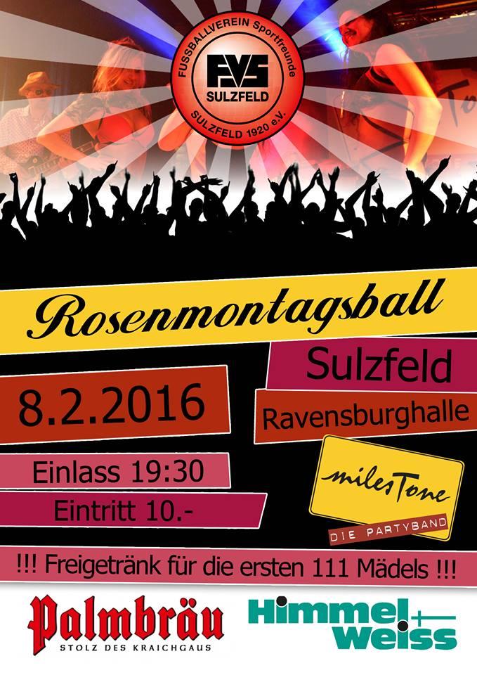 Fastnacht Sulzfeld