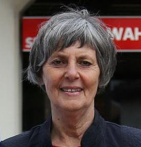 Wiesloch. SPD Stadtrats Fraktion der SPD 2015. 27.04.2015 - Helmut Pfeifer.
