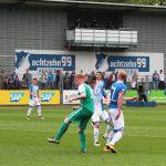 U19 Halbfinal-Hinspiel TSG 1899 Hoffenheim – Werder Bremen  3 : 1 (2:0)