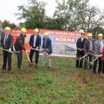 Norma – Einkaufsmarkt – Eröffnung steht bevor ….