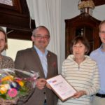 Ehrung für FDP-Mitglied Anna Schmadel