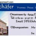 Kürbisfest in Horrenberg – klein aber fein – kurz aber interessant