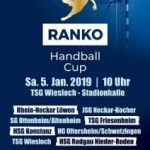 RANKO Handball Cup 2019 – in Wiesloch