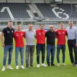 Die Local-Player des SV Sandhausen