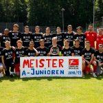 A-Junioren Meisterschaft der Landesliga entschieden …