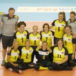 Deutschlands Sitzvolleyballerinnen schreiben Geschichte