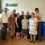 Jüdische Familien aus Südafrika und England auf Spurensuche in Meckesheim