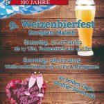 Veranstaltungshinweis für kommendes Wochenende in Malsch
