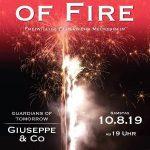 NIGHT OF FIREder Feuerwehr Meckesheim kommendes Wochenende
