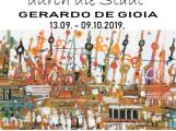 Eröffnung der Vernissage Gerardo De Gioia im Rathaus Wiesloch