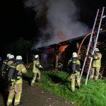 Feuerwehreinsatz in Dielheim Horrenberg jetzt mit Polizeibericht