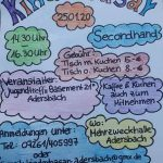 Kinder-Secondhand-Basar in Sinsheim-Adersbach