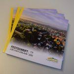 Sinsheim: Festschrift zum Stadtjubiläum ab sofort erhältlich
