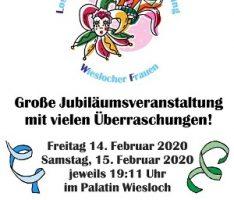 """Wiesloch: Einladung zum Fasching der """"Wieslocher Frauen"""" …"""