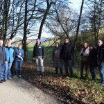 Stadt und Naturschutzverbände informieren über Amphibienschutz
