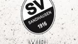 Saisonauftakt in Sandhausen vs Darmstadt 98 mit Zuschauern …