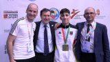 EM-Titel für Muhammed Özdemir vom Karate Centrum Rhein-Neckar