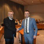 Michael Westram folgt auf Rolf Freymüller im Sinsheimer Gemeinderat