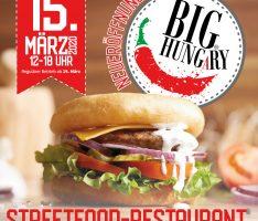 Neueröffnung eines Streetfood-Restaurants am 15.03.2020 in Wiesloch