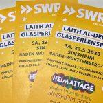Laith Al-Deen und Glasperlenspiel beim SWR Konzert am Baden-Württemberg-Tag
