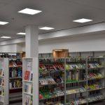 Stadtbibliothek Sinsheim öffnet wieder …
