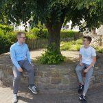 Von Dielheim in die USA – Jens Brandenburg vergibt Vollstipendium für die USA
