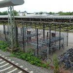 Bahnhof Wiesloch-Walldorf: Fassade in neuem Glanz – Sicherer Parkraum für Fahrräder