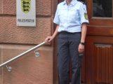 Mühlhausen: Polizeioberkommissarin Rebecca Fell neue Leiterin in Mühlhausen