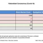 28. Juli 2020 – aktuelles Faktenblatt des Rhein-Neckar-Kreis