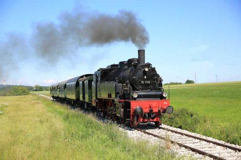 """Ankündigung eines """"Schmankerl's"""" für alle Eisenbahnfreunde …"""