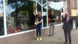 Märchen für große Leute –Schaufensterbühne vom Marionettentheater Wiesloch