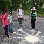 Kurzbericht vom Sinsheimer Kinder-Ferienprogramm – Schnitzeljagd der besonderen Art