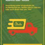 Job Angebot Athidhi Restaurant