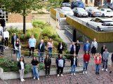Ausbildungsbeginn bei der Stadt Sinsheim – Begrüßung im Rathaus