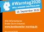 HINWEIS: Bundesweiter Warntag am 10. September:WarnApps haben sich bewährt …