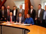 Gemeinde Mühlhausen Informiert über Unterzeichnung eines Kooperationsvertrags …