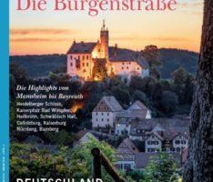 """Sinsheim: """"Die Burgenstraße"""" als Merian-Heft"""