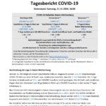 COVID-19 Tagesbericht (21.11.2020) des Landesgesundheitsamts Baden-Württemberg – (ausführlicher)