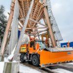 Winterdienst: Straßenbauamt des Rhein-Neckar-Kreises ist bestens vorbereitet für kommende Einsätze
