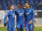 "TSG 1899 Hoffenheim vs FC Augsburg 3 : 1 (1 : 1) – souveräner ""Dreier"" – Heimsieg …"