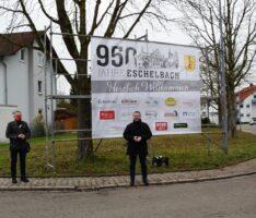 950 Jahre Eschelbach – Start ins Jubiläumsjahr