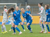 TSG Frauen schlagen Bayer 04 Leverkusen deutlich mit 6 : 0 (1 : 0)