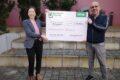 Mühlhausen: Kraichgauschule gewinnt 10.000 Euro bei DEVK-Verlosung