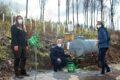 Das Kreisforstamt informiert:Wasser für die Wiesenbacher Eichen