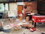 Rauenberg: Wiederholt Vandalismus am Vereinsheim des VdH Rauenberg e.V. …
