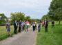 Anerkennung für das Beweidungsprojekt am Steinsberg-Weiterentwicklung der Landschaften der Metropolregion gewürdigt