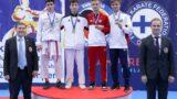 Muhammed Özdemir (TSG Wiesloch) sichert sich zweiten EM-Titel …