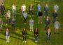 Neuer Lebensabschnitt: 24 junge Menschen haben ihre Ausbildung beim Rhein-Neckar-Kreis begonnen …